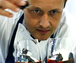 Øyvind Hjelle tror på sære restauranter. Foto: NTB / Scanpix