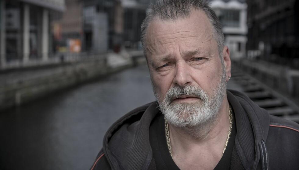 KORRUPSJONSTILTALT: Eks-politimann Eirik Jensen møter 9. januar i Oslo tingrett tiltalt for grov korrupsjon. Han hevder kronvitnet i saken mot ham, hasjbaron Gjermund Cappelen, lyver og har fått fordeler av det. Foto: Øistein Norum Monsen