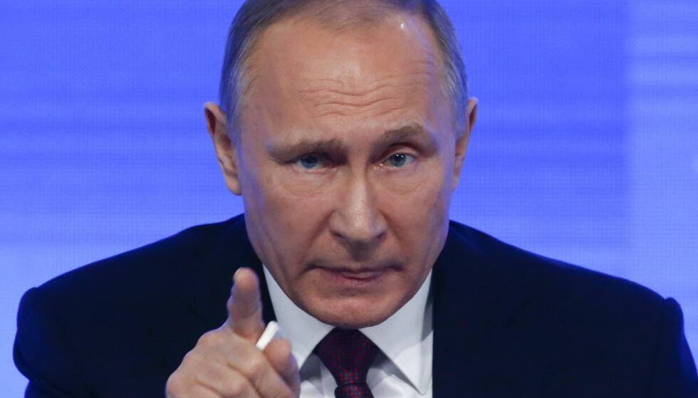 SYRIA: Russiske president Putin har begynt å redusere de væpnede styrkene i Syria.