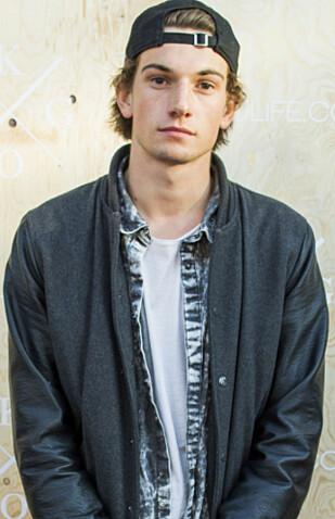 «SKAM»-WILLIAM: Thomas Hayes slo igjennom med et brak med sin rolle i den populære NRK-serien «Skam». Foto: Scanpix