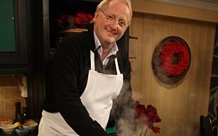 <strong>PÅ TV:</strong> Eyvind Hellstrøm er aktuell med «Hellstrøms kjøkken» på TV3.