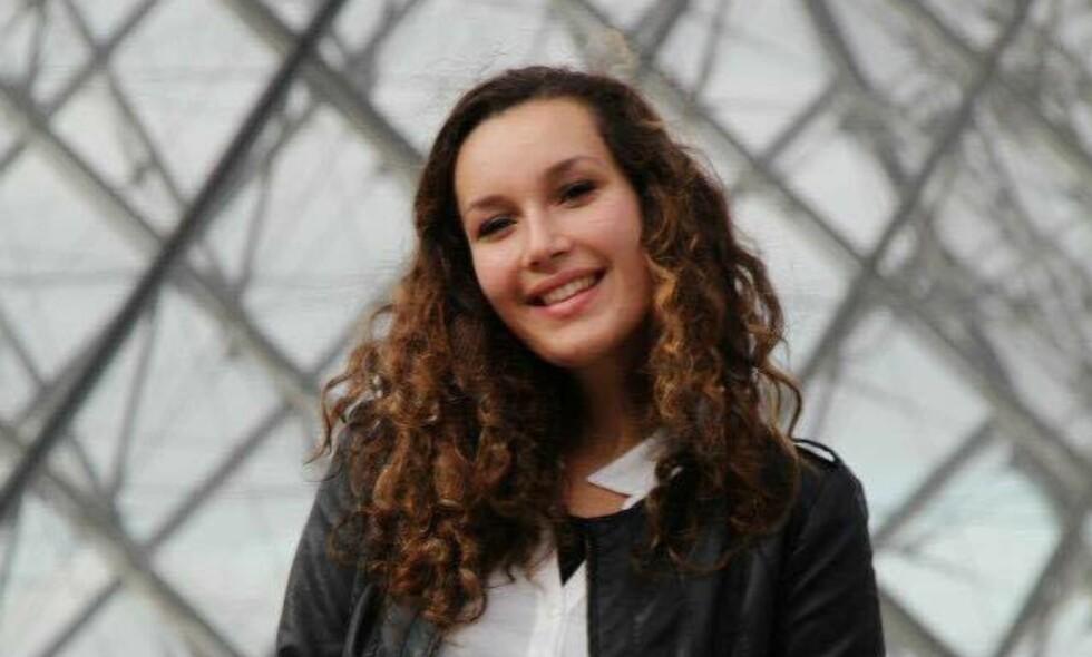 MOT FORBUD: Linn Nikkerud studerer juss og kjemper mot dobbeltmoral. Hun understreker at alle mennesker må få velge hvordan de vil leve - og kle seg. Foto: Privat