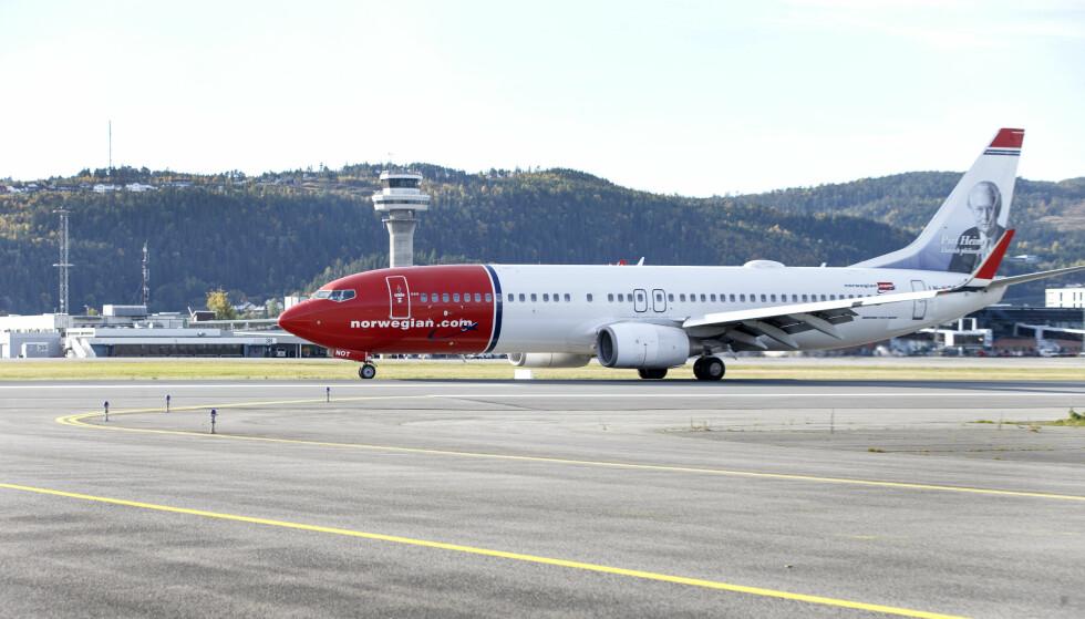 BLIR STØRRE: Norwegian vokser. I 2016 fikk selskapet 34 nye ruter og 21 nye fly. Det synes på passasjertallene. Foto: NTB Scanpix