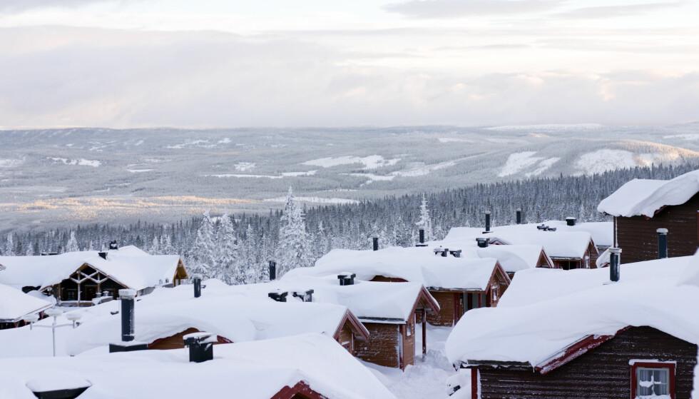 POPULÆRT: Det er mer populært enn noen sinne å leie hytte i de populære norske fjelldetinasjonene. Foto: Shutterstock / NTB Scanpix