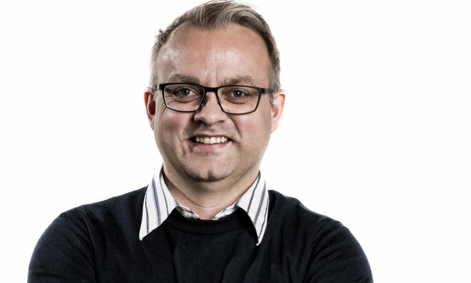 ODDSEKSPERT: Sigurd Blystad er ny oddsekspert hos Dagbladet. Foto: Lars Eivind Bones / Dagbladet