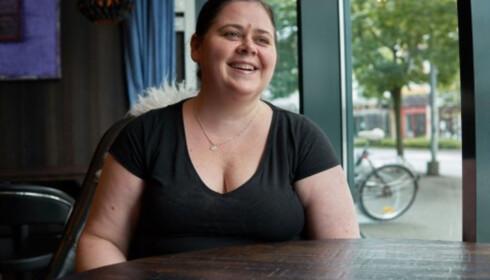 VEGANKONSULENT: Veganblogger og kokebokforfatter Mari Hult er blant dem som har hjulpet Hurtigruten inn i veganverdenen. Foto: MARTIN LARSEN