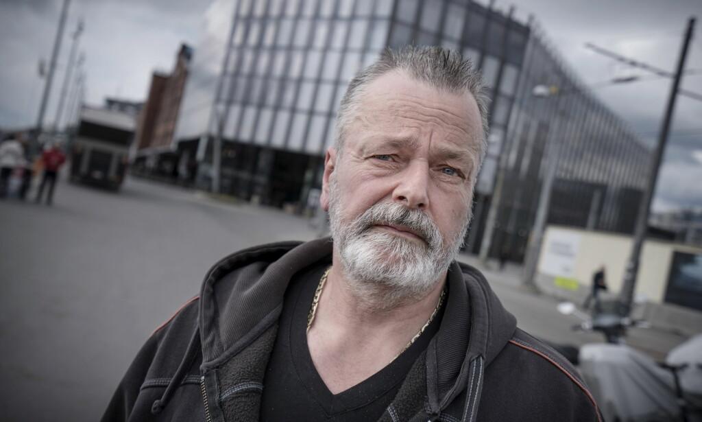 NEKTER STRAFFSKYLD: Eirik Jensen.  Foto: Øistein Norum Monsen / Dagbladet