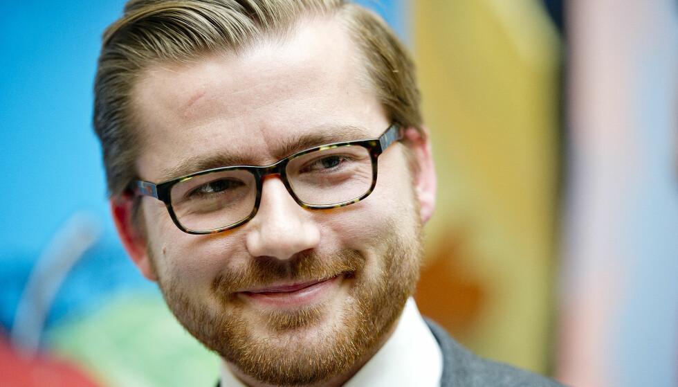 AKTUELL I REGJERING? Sveinung Rotevatn, som røk ut av Stortinget etter Stortingsvalget. Foto: Jon Olav Nesvold / NTB scanpix.