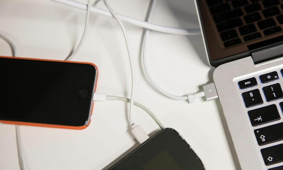 KONTROLL: Skal e-tjenesten få lagre all data inn og ut av Norge? Foto: NTB Scanpix