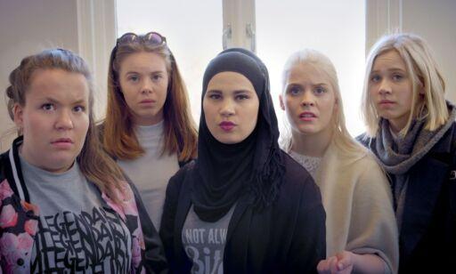 «Skam»-skole blir nedrent av danske fans - nå tar rektor grep