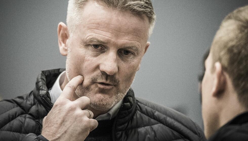 REGISTRERER ALLE: Da Johnny Brenna var politimann registrerte han alle informanter. Foto: Sveinung Ystad / Dagbladet
