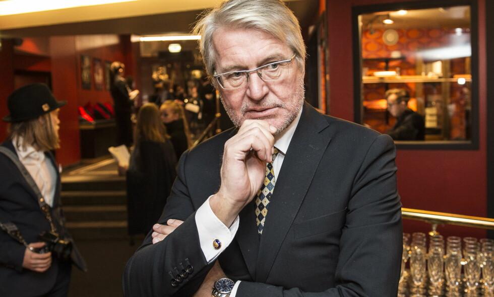 VRAKES: Tidligere Oslo-ordfører Fabian Stang vrakes fra Oslo Høyres sikre plasser på stortingslista. Her fra en tidligere anledning. Foto: Lars Eivind Bones / Dagbladet