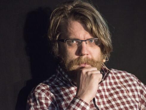 KLAR REDAKSJONELL PROFIL: Forfatter Øyvind Strømmen mener Målmannen formidler meninger som går langt ut i høyreekstremisme.