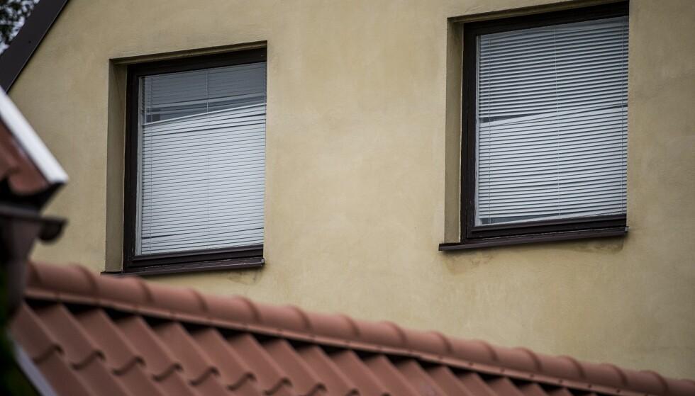 GRUPPEVOLDTEKT: Åstedet i Visby på Gotland, der en kvinne i rullestol skal ha blitt utsatt for gruppevoldtekt av seks menn. Seks personer ble pågrepet i saken. De er nå løslatt, men er fortsatt siktet. Skaen har ført til store demonstrasjoner på Gotland. Foto: ORRE PONTUS  / Aftonbladet / IBL Bildbyrå