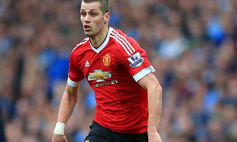 TIL EVERTON: Morgan Schneiderlin er på vei bort fra Manchester United. Det er ventet at Schneiderlin vil ha en medisinsk test i løpet av uka. Foto: NTB Scanpix