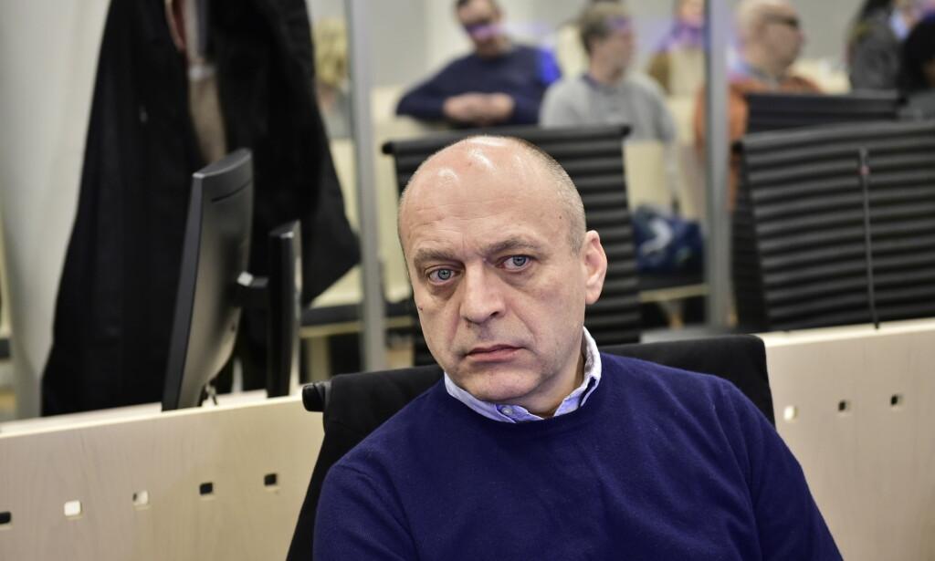 TILTALT: Gjermund Cappelen. Foto: Lars Eivind Bones / Dagbladet