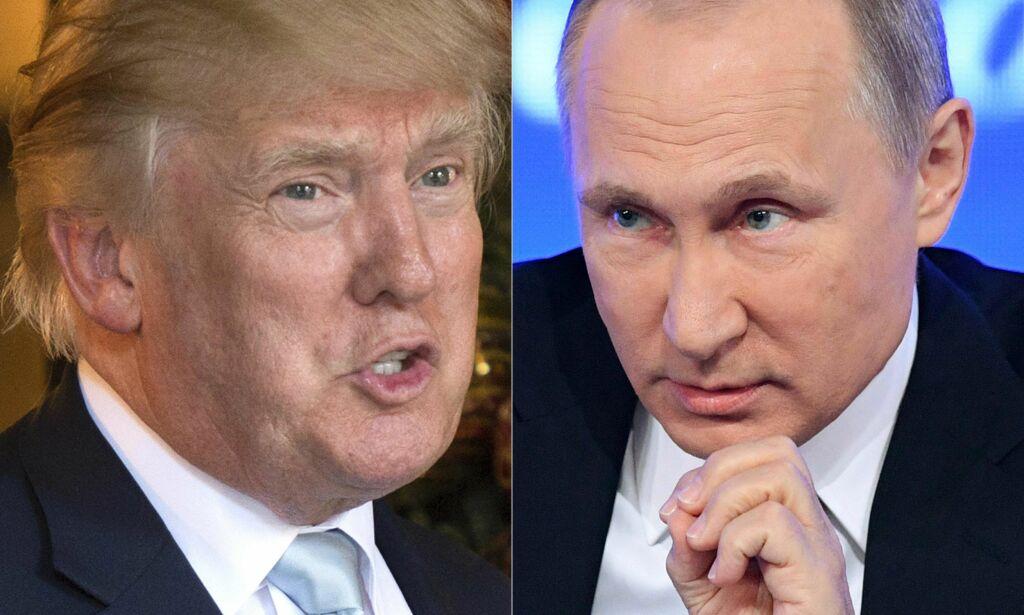 - Er Trump i lomma på Putin?