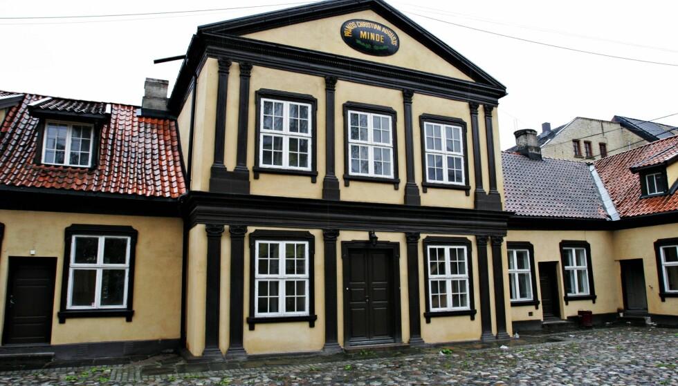 """NYE KOSTER: I Mangelsgården og området rundt fredede """"Prindsen"""" - Prinds Christian Augusts Minde - kommer mange nye steder, flere av dem med fokus på øl. Foto: DAGBLADET"""