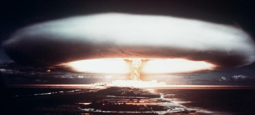 Norge forsvarer fortsatt atomvåpen