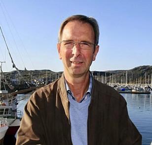 SKEPTISK: Steinar Jonasen, daglig leder i Nordland fylkes fiskarlag. FOTO: Nordland fylkes fiskarlag.