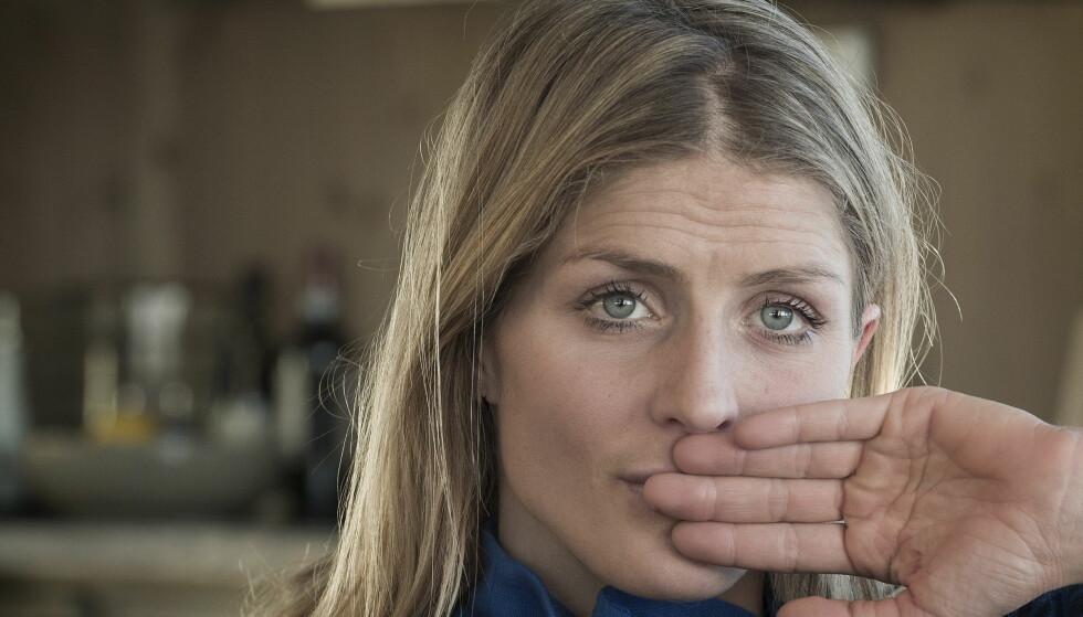 SKRYT: Heidi Weng hyller Therese Johaug og mener hun kunne ha blitt verdensmester i motbakkeløp om hun ville. Foto: Hans Arne Vedlog  / Dagbladet