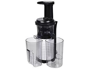 DIGG JUICE: En slow juicer er et must for juiceentusiasten.