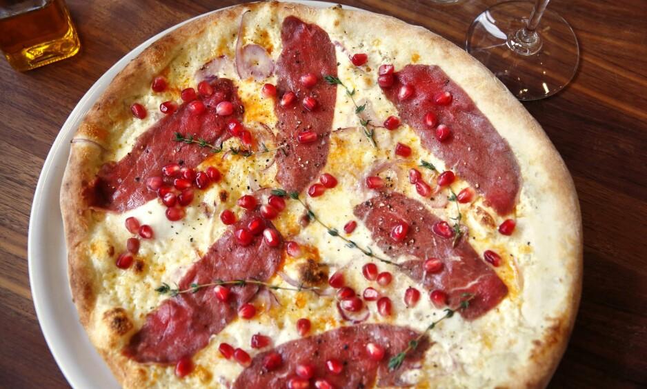 PIZZALANDET: Statistikken har talt. Det er vi som er pizzanasjonen. Hemmeligheten bak vår suksess er at vi elsker all slags pizza. Både den dårlige og den gode.