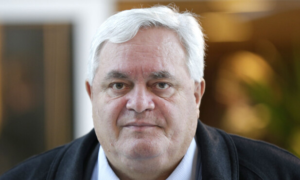 - JEG GRØSSER: Administrerende direktør i Huseiernes Landsforbund, Peter Batta, er sjokkert over avvikene til søppelselskapet Veireno AS. Foto: NTB Scanpix