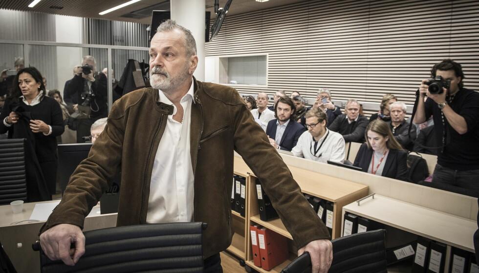 FORKLARER SEG: Eirik Jensen. Foto: Lars Eivind Bones / Dagbladet