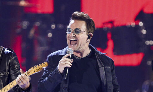 U2-album utsatt på grunn av Donald Trump