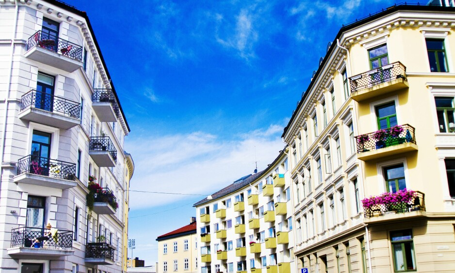 ØKER: Utlånsrenta på nye boliglån økte i november.
