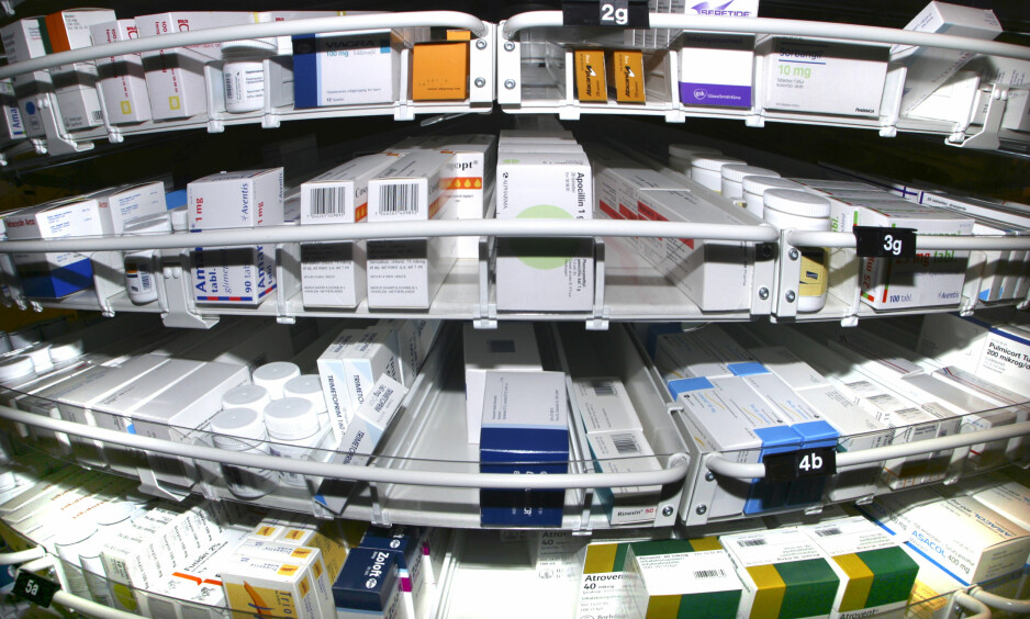 KAN MANIPULERES: Industriavhengig forskning er en stor utfordring, da det gjentatte ganger er vist at forskning med bindinger til legemiddelindustrien ofte er kosmetisk manipulert. FOTO: SCANPIX