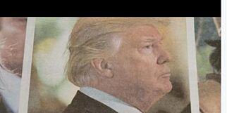 Skotsk storavis erter Trump: «Historien begynner i en marerittaktig versjon av 2017»