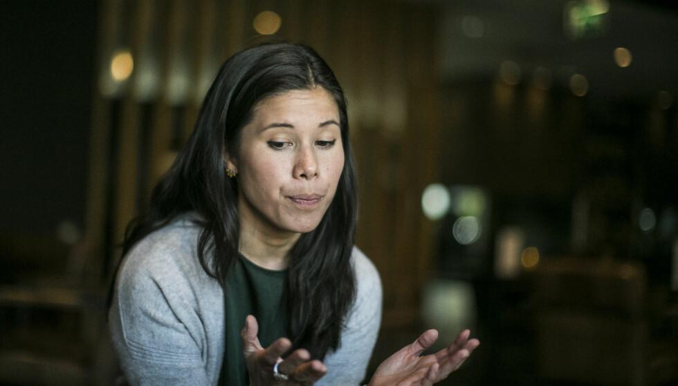 RISIKERER MISTILLIT: Lan Marie Nguyen Berg (MDG) trues med mistillitsforslag om hun ikke hever avtalen med søppelselskapet Veireno. Arkivfoto: Stein J. Bjørge.