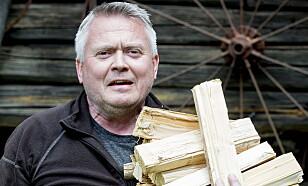 TAPTE:  Tv-kokk Lars Barmen måtte se seg slått av Jarl Goli.  Foto: Bjørn Langsem / Dagbladet
