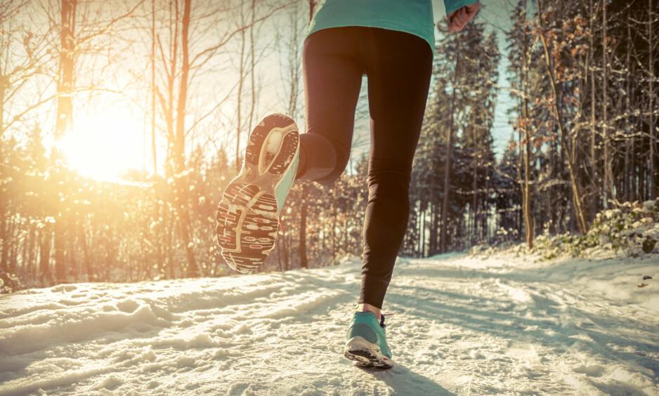 MÅ LIKE DET: Er det gøy, er det også lettere å gjennomføre treningen. Derfor fungerer den lystbetonte treningen ofte best, forteller personlig trener Espen Arntzen. Illustrasjonsfoto: NTB / Scanpix