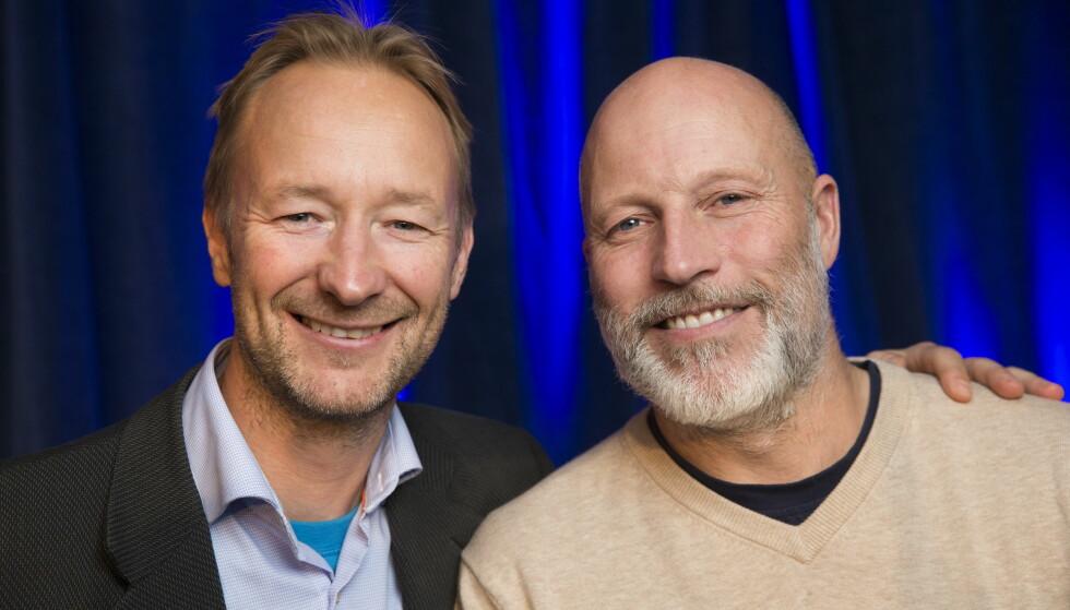 TIL OL: Kjetil Andre Aamodt og Lasse Kjus. Foto: Håkon Mosvold Larsen / NTB scanpix