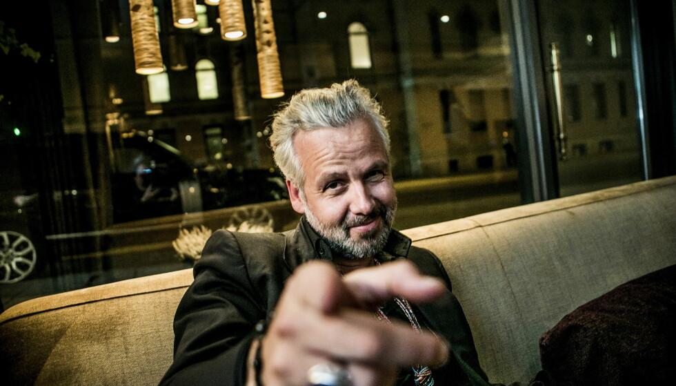 NATURLIG VALG: Folkeautomatens markedsføringskonsulent mener Ari Behn var det naturlige valg når hverdagshelter skal finnes. Foto: Christian Roth Christensen / Dagbladet