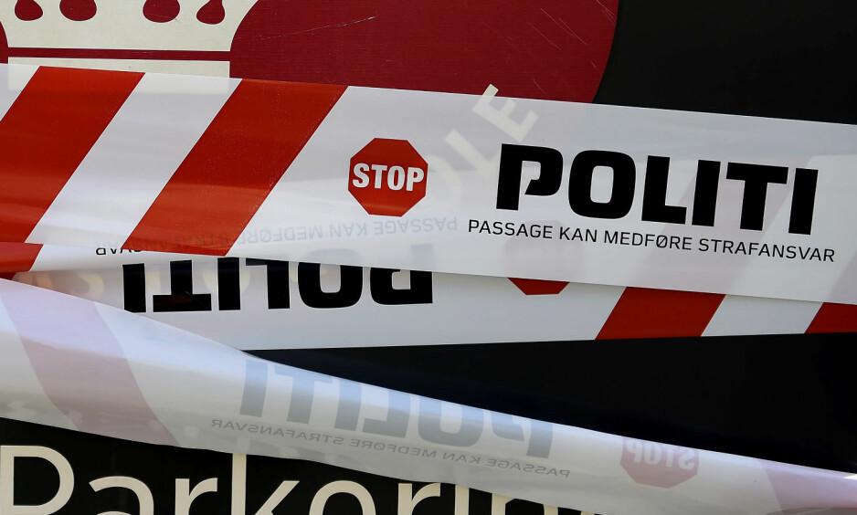 NØDVERGE: Den danske mannen angrep innbruddstyvene med balltre. Nå risikerer han fengsel for grov vold. Foto: Liselotte Sabroe/Scanpix