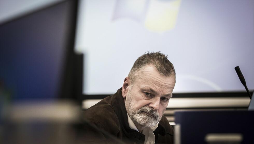 TILTALT, MEN IKKE FOR DETTE: Eirik Jensen har hatt en omfattende svart økonomi uten nøyaktig registrering av verken pengeflyt, kjøp eller salg. Foto: Lars Eivind Bones / Dagbladet