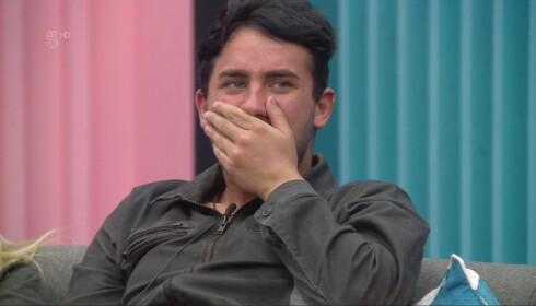 BIG BROTHER: Maughan ble først kjent i Irland da han deltok i fjorårets sesong av «Big Brother». Foto: Channel 5/WENN/NTB Scanpix