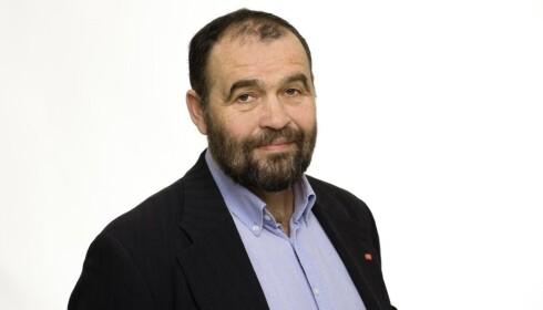 KRITISK: Stein Guldbrandsen i Fagforbundet.