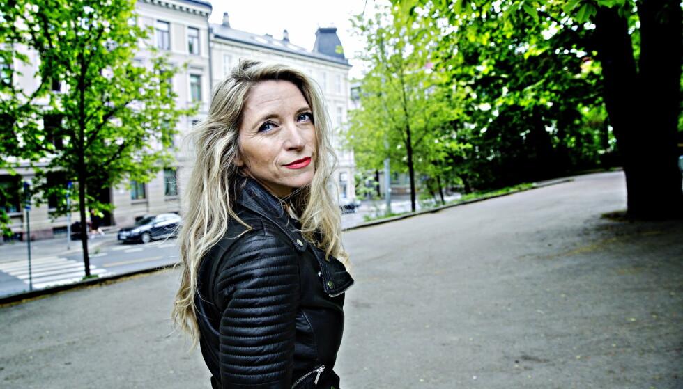 FØLER SEG MOBBET: Trude Mostues oppgjør med nynorsk fikk flere til å reagere. Nå føler hun seg mobbet. Foto: Nina Hansen / Dagbladet