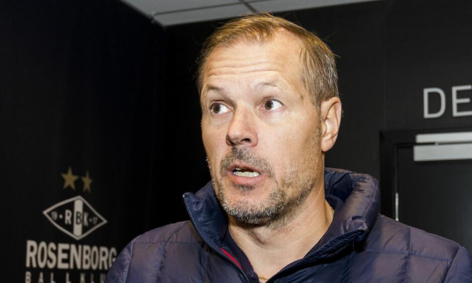 KANDIDAT: VIF-legenden Terje Hellerud vil ha Kjetil Rekdal som Norges landslagssjef. Foto: Ned Alley / NTB scanpix