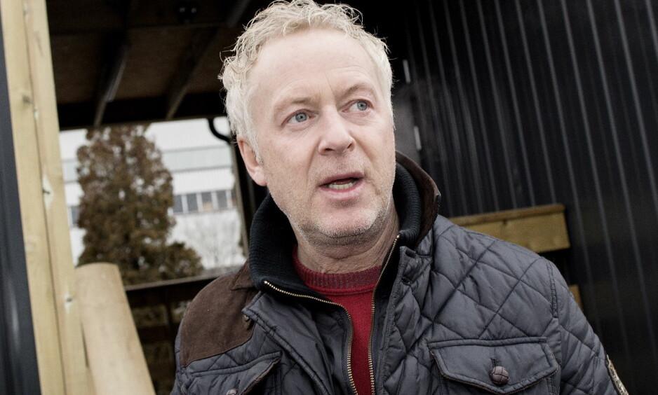 TILTALT: Jonny Enger, tidligere eier av Veireno, er tiltalt for flere brudd på arbeidsmiljøloven. Foto: Tomm W. Christiansen / Dagbladet