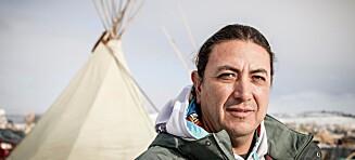 Urbefolkningen som kjemper mot oljeledningen blir møtt av borgervern, dødstrusler og rasisme