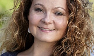 VENSTRE: Rebekka Borsch, stortingskandidat for Venstre i Buskerud.