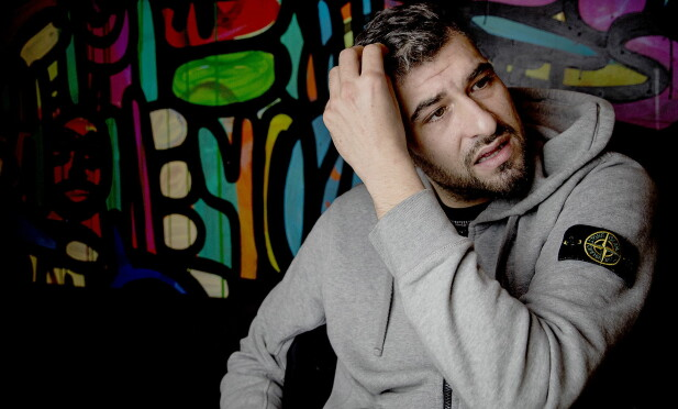 OPPLEVD MYE: Elleve år gammel kom Leo Ajkic som flyktning til Norge. Foto: Bjørn Langsem / Dagbladet