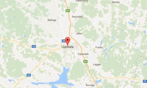 UPPSALA: Ifølge svenske medier mistenker politiet at en voldtekt skal ha blitt direktesendt.