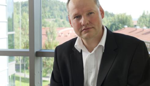 DATAEKSPERT: - På nettvett.no finner du gode råd for å unngå å bli utsatt for datakriminalitet, sier Vidar Sandland ved norsis.no